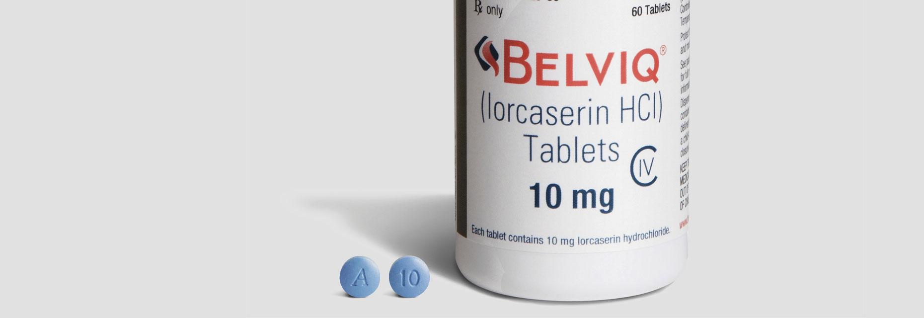 Belviq pills